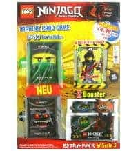 Lego Ninjago Serie 3 Trading Cards - Extra-Pack