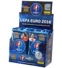 Panini Adrenalyn XL EURO 2016 Display mit 50 Boostern
