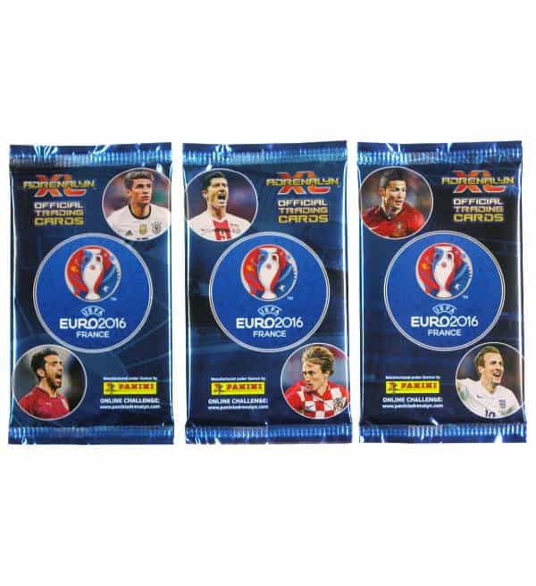 Panini Adrenalyn XL EURO 2016 Display Booster