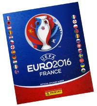 Panini EURO 2016 Sticker Album
