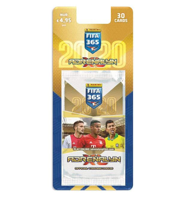 Panini FIFA 365 2020 Adrenalyn XL Blister