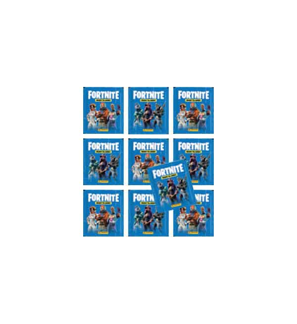 Panini Fortnite Sticker - 10 Tüten