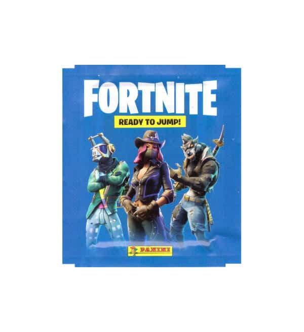 Panini Fortnite Sticker - 1 Tüte