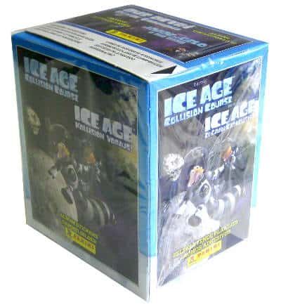 Panini Ice Age 5 Sticker - Box mit 36 Tüten