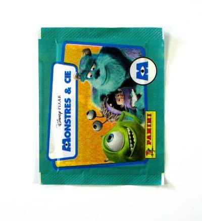 Panini Monster AG Tüte