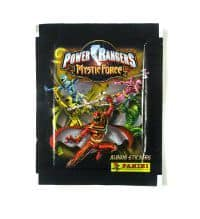 Panini Power Rangers Mystic Force - Tüte mit 5 Stickern