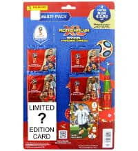 Panini WM 2018 Adrenalyn XL Multi Pack