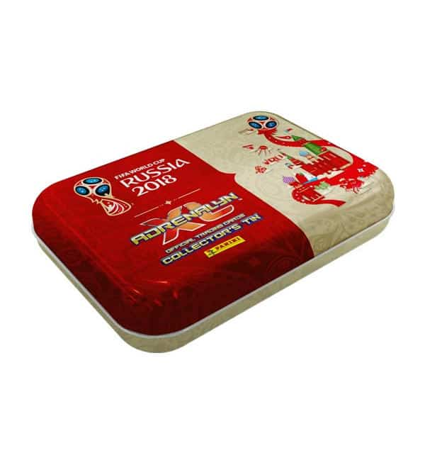 Panini WM 2018 Adrenalyn XL Pocket Tin