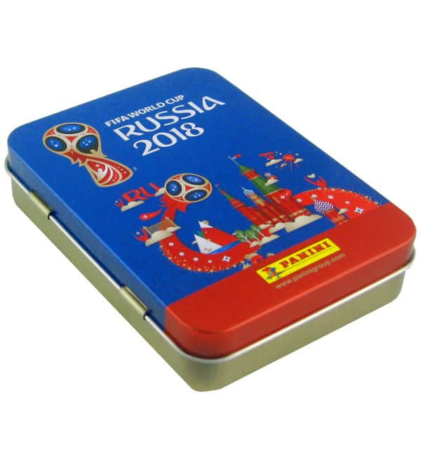 Panini WM 2018 Sticker - Pocket Tin