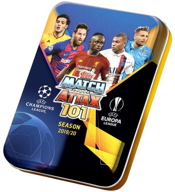 Topps Match Attax 101 2019/20 Mega Tin