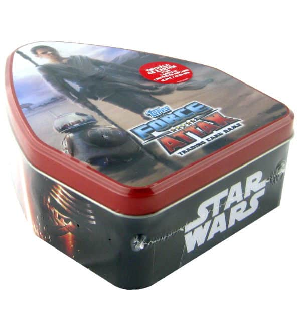 Topps Star Wars Force Attax Ep. 7 - XXL-Tin 2