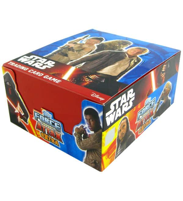 Topps Star Wars Force Attax Extra Ep. 7 - Box mit 36 Tüten