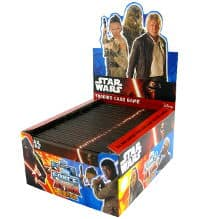 Topps Star Wars Force Attax Extra Ep. 7 - Display