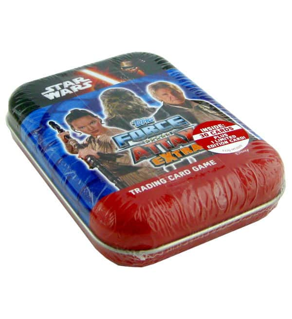 Topps Star Wars Force Attax Extra Ep. 7 - Pocket-Tin 2