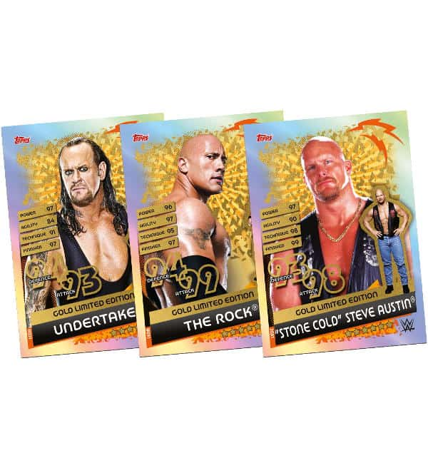Money in the Bank Mega-Tin - LE Cards